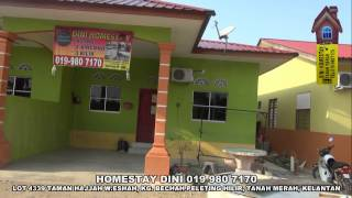 Tanah Merah Malaysia  City pictures : Homestay Kelantan Dini Homestay Tanah Merah Kelantan Malaysia