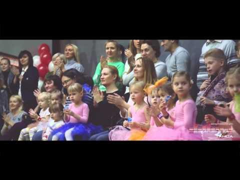 Зачетное Шоу 2015 Baby Dance и Бальные танцы