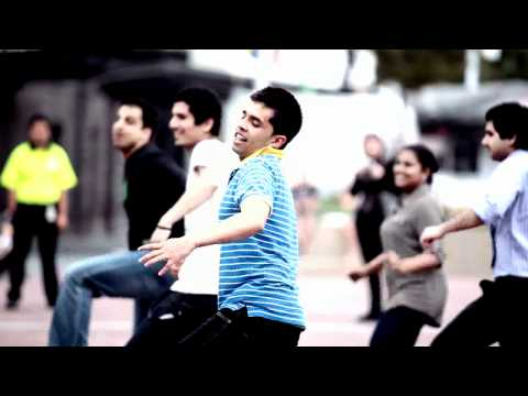 Kolaveri Di Auckland Flash Mob – Official Video HD 2011