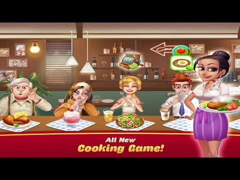 Cooking Queen: Restaurant Rush Android Gameplay
