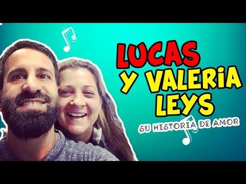 Tarjetas de amor - LUCAS Y VALERIA LEYS - SU HISTORIA DE AMOR - SÍ VALE ESPERAR