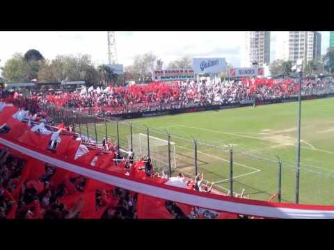 Recibimiento de Estudiantes 1 vs Gimnasia 0 - Los Leales - Estudiantes de La Plata