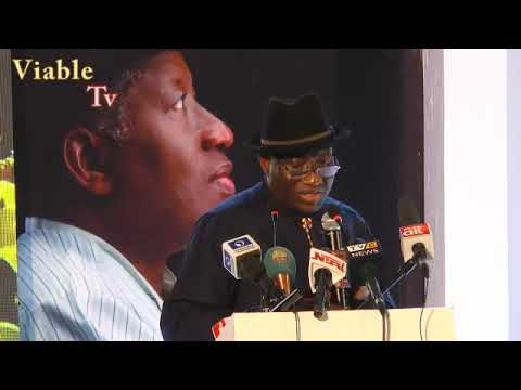 FULL VIDEO : Obama Made It Clear He Wanted Me Removed-Jonathan