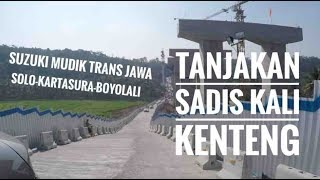 "Video 3. Tanjakan ""Sadis"" Kali Kenteng 