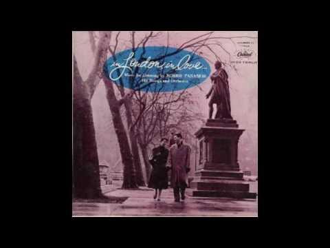 Norrie Paramor His Strings And Orchestra – In London, In Love - 1956 - full vinyl album
