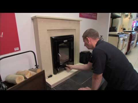 Using the Controls on your Stanley Stove