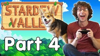 Stardew Valley - The Wizard - Part 4 by Stampy