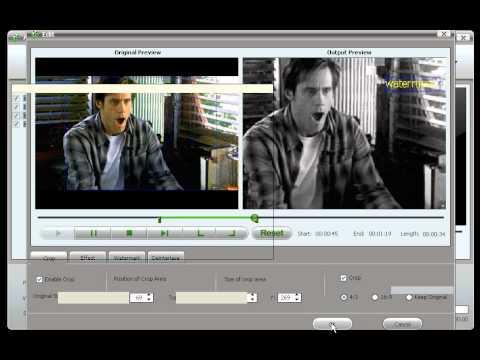 Aneesoft HD video converter-how to convert among AVCHD M2TS, MTS, TS, HD MOV, HD AVI, HD MP4, HD FLV