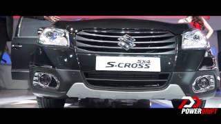 Maruti Suzuki SX4 S-Cross | Ciaz Concept: First Look