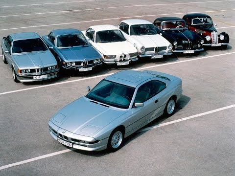 Happy 25th Birthday BMW 8-Series