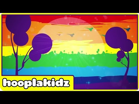 Rainbow Colors Song