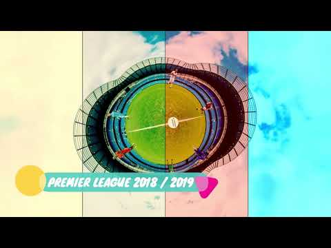 Premier League 2018-19. Tiny Planet 360° Promo for FootballStadiums360