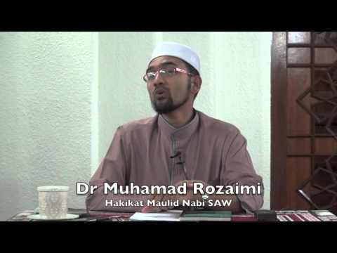 Penjelasan Dr Rozaimi tentang sambutan Maulidur Rasul