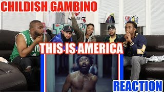 Video CHILDISH GAMBINO - THIS IS AMERICA (OFFICIAL VIDEO) REACTION/REVIEW MP3, 3GP, MP4, WEBM, AVI, FLV Agustus 2018