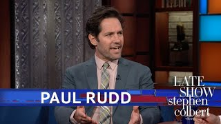 Video Paul Rudd Shares Some Possible Facts About Kansas City MP3, 3GP, MP4, WEBM, AVI, FLV Juli 2018