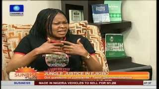 LSHA Sets Up Committee On Unlawful Torture Of Women In Ejigbo Pt.1