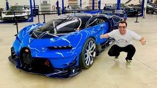 The $10 Million Dollar Bugatti You Can't Buy! by Vehicle Virgins