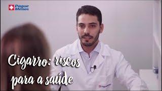 Momento Clinic Farma - Cigarro: riscos para a saúde