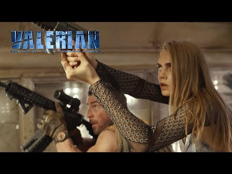 Valerian and the City of a Thousand Planets (TV Spot 'Run')