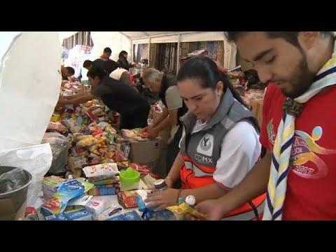 Μεξικό: Αυξάνονται τα θύματα του Εγκέλαδου