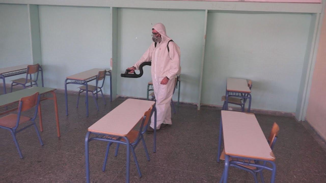Δήμος Αθηναίων: Απολυμάνσεις σε  σχολεία
