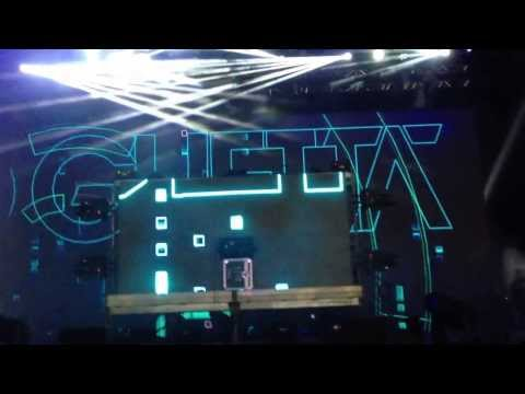 David Guetta -424 Dead Sea Rave 17.10.13 (opening) part 1
