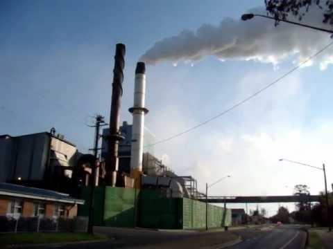 Air Pollution In Australia.