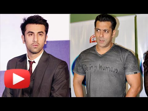 Find Out Why: Ranbir Kapoor IGNORES Salman Khan In