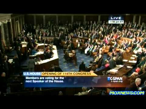 Opening Of The House Of Representatives 114th U.S. Congress