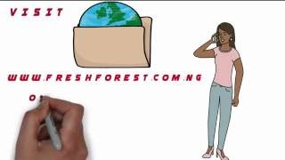 Motion Graphic Animation For Fresh Forest Nigeria Limited