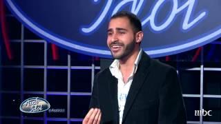 Arab Idol -تجارب الاداء - زياد خورى