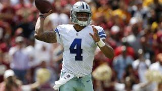 Should the Dallas Cowboys Stick With Dak Prescott? by Schleg Daddy TV