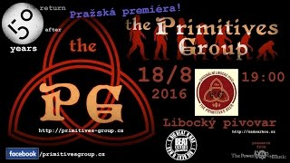Video The PRIMITIVES Group - Go Johnny Go (Live)