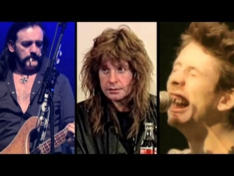 WATCH: Top 10 Musicians Who Surprisingly Didn't Die From Drugs