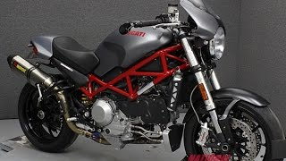 8. 2007  DUCATI  MONSTER S4R - National Powersports Distributors