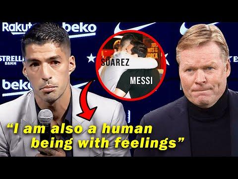 The REAL Reason Luis Suárez Left Barcelona