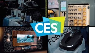Video Cool Stuff from CES Unveiled and Samsung (CES 2019 Day 1) MP3, 3GP, MP4, WEBM, AVI, FLV Januari 2019
