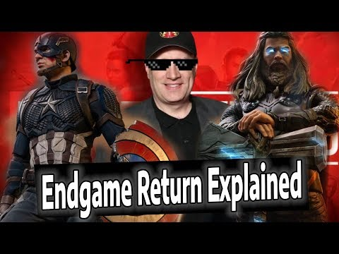AVENGERS ENDGAME RETURNS TO THEATERS EXPLAINED (Crazy News)