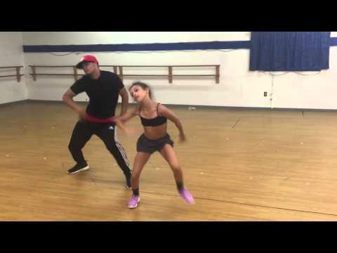 Jennilee Paez -age 11- Hip Hop at RSDA (видео)