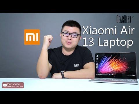 Gearbest Review: Xiaomi Air 13 Laptop - Gearbest.com