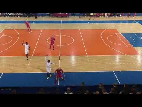 Србија - Француска (1.полувреме)