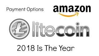 Amazon And Litecoin Payment Option! Proof??