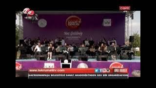 Gaziosmanpaşa Sanat Akademisi Yıl Sonu Gösterileri - Tek Rumeli Tv