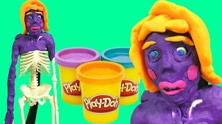Video Etsiz Derisiz İskeleti Oyun Hamuru Play Doh ile Kaplıyorum | Çocuk Videoları MP3, 3GP, MP4, WEBM, AVI, FLV Desember 2017