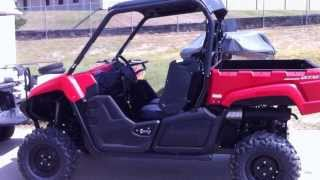 9. 2014 Yamaha Viking Side By Side ATV