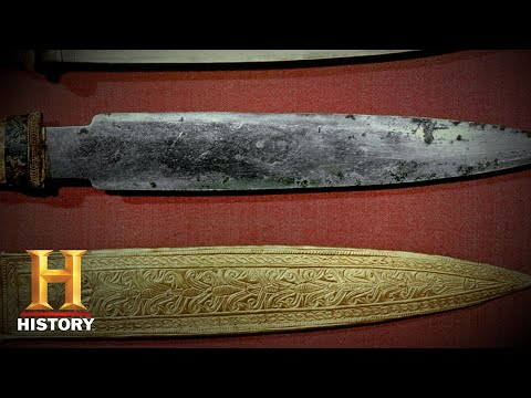 Ancient Aliens: King Tut's Dagger (Season 12)   Exclusive   History