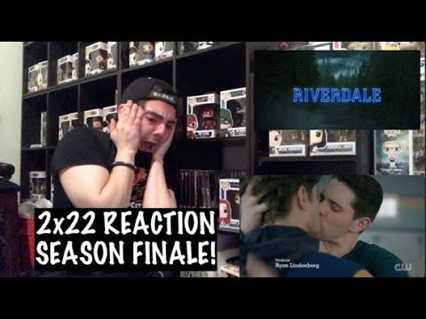RIVERDALE - 2x22 'BRAVE NEW WORLD' REACTION