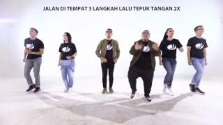 Dance Nilai Budaya BPJS Ketenagakerjaan