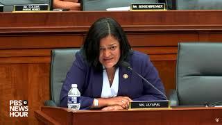 Video WATCH: Rep. Pramila Jayapal's full questioning of Corey Lewandowski | Lewandowski hearing MP3, 3GP, MP4, WEBM, AVI, FLV September 2019