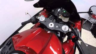 5. 2011 Yamaha YZF R1 Red Raven